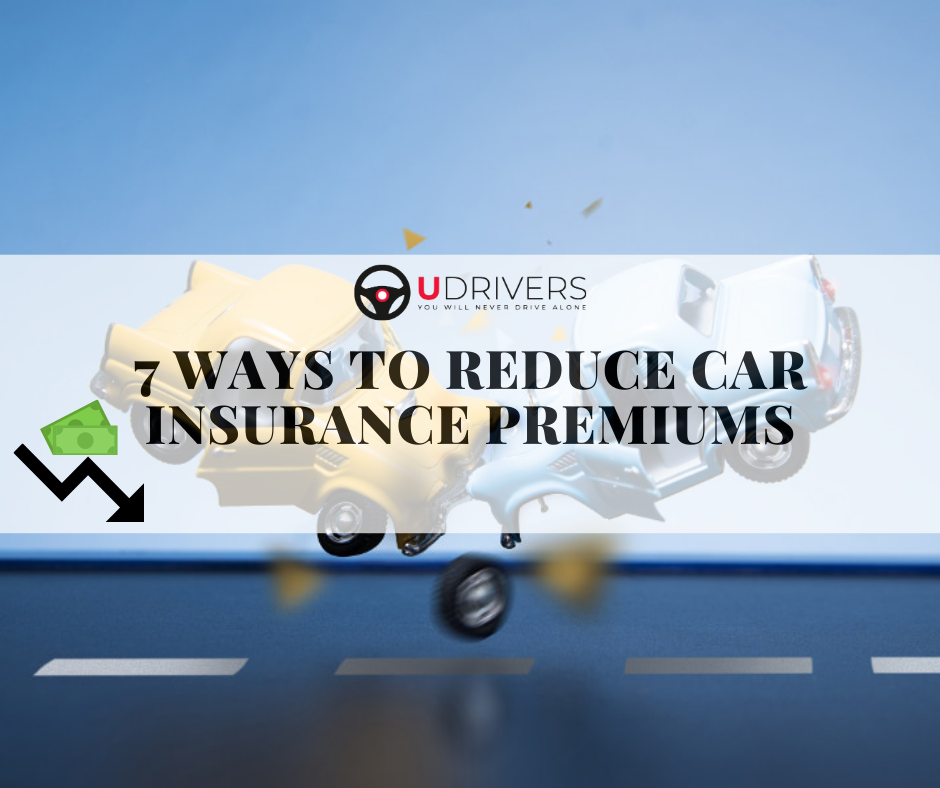 7 ways to reduce car insurance premium in Singapore