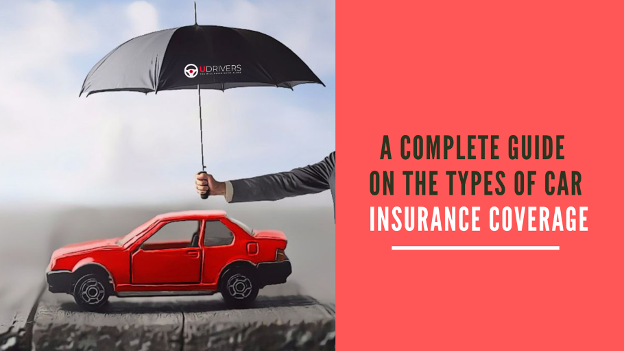 The different types of car insurance in Singapore and what they cover