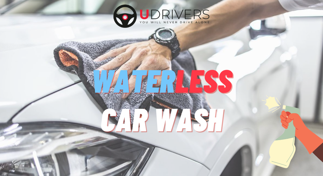 5 Benefits of a Waterless Car Wash