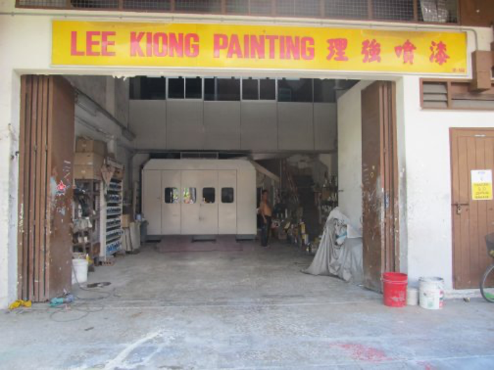5 Recommended workshops in Singapore to do your spray painting
