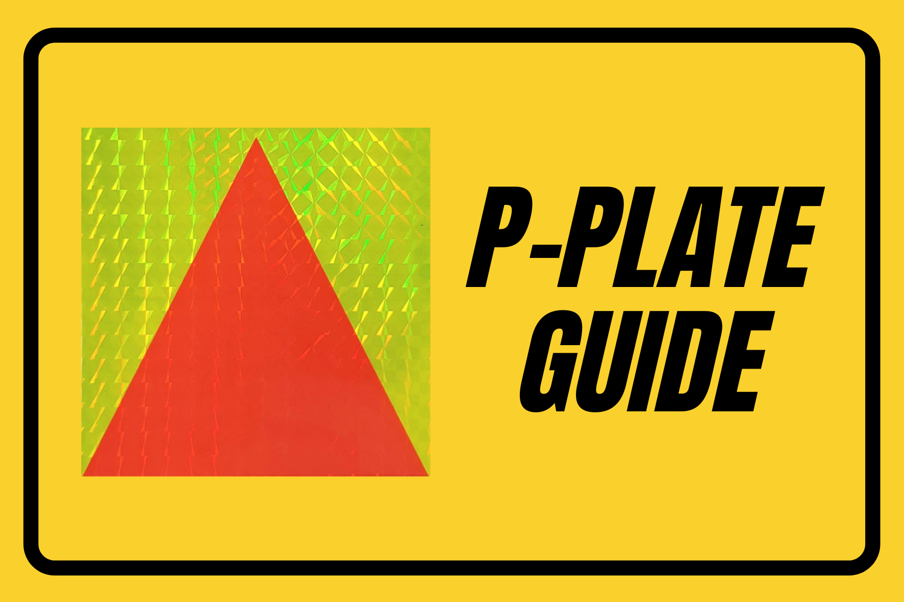 5 mistakes newbie p-plate drivers will make