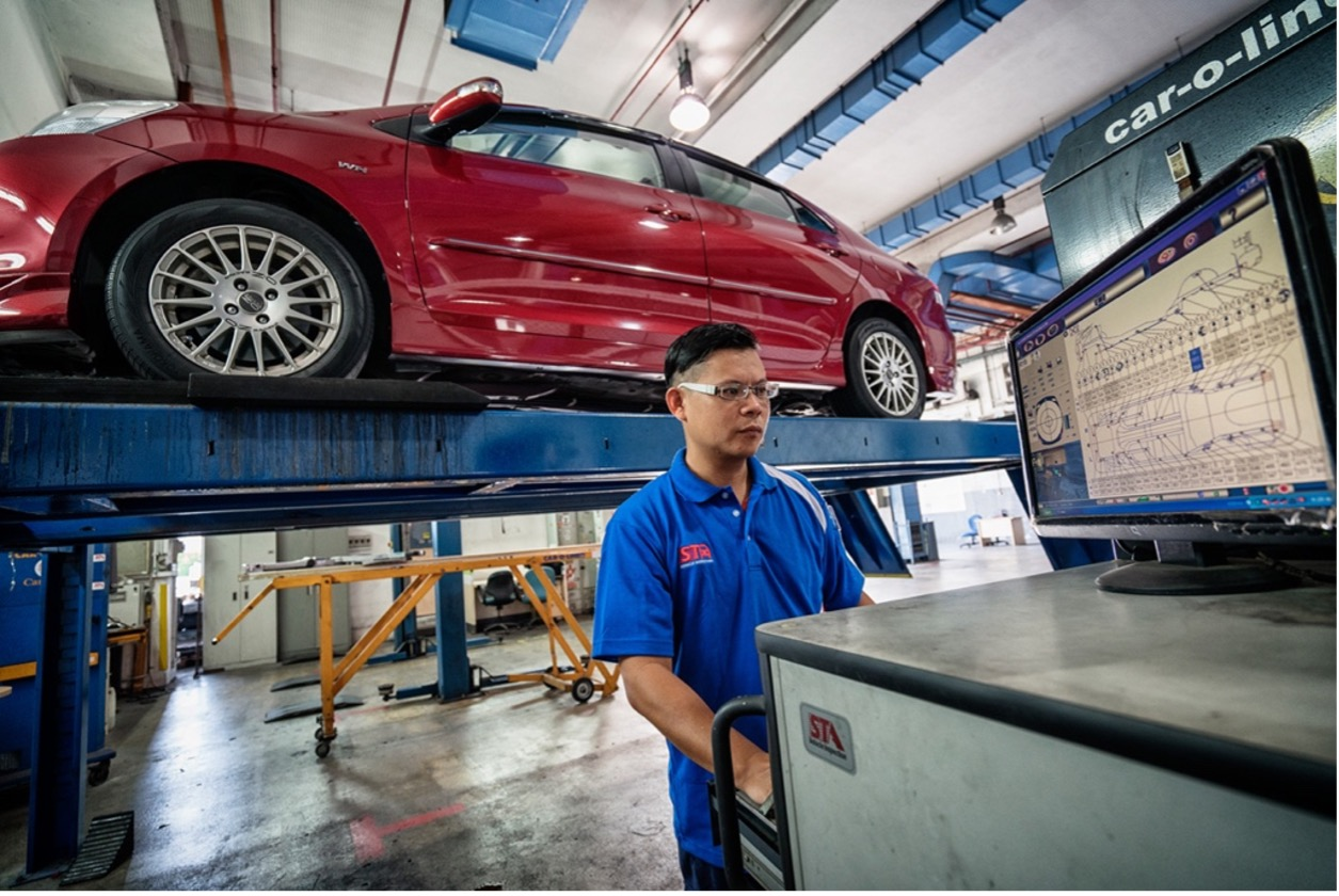 Car Inspection in singapore