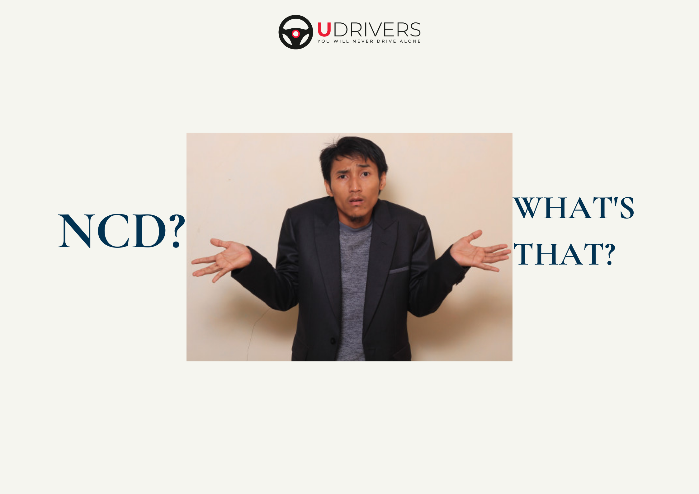 Things that you should know about your NCD