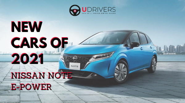 New Cars of 2021: Nissan Note e-Power