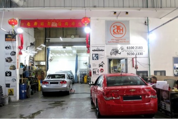 5 Workshops In Singapore To Service Your Air-Con