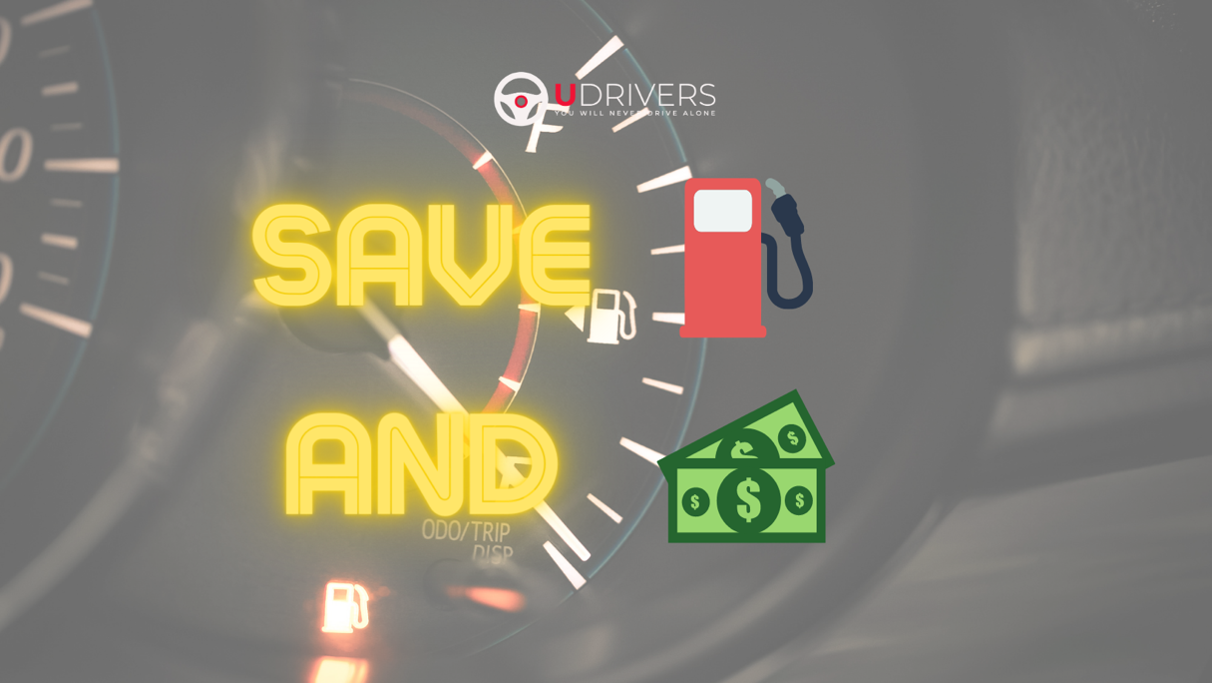 Ways to save fuel and money