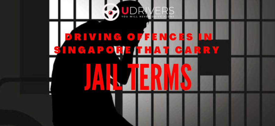 Driving offences in Singapore that carry jail terms