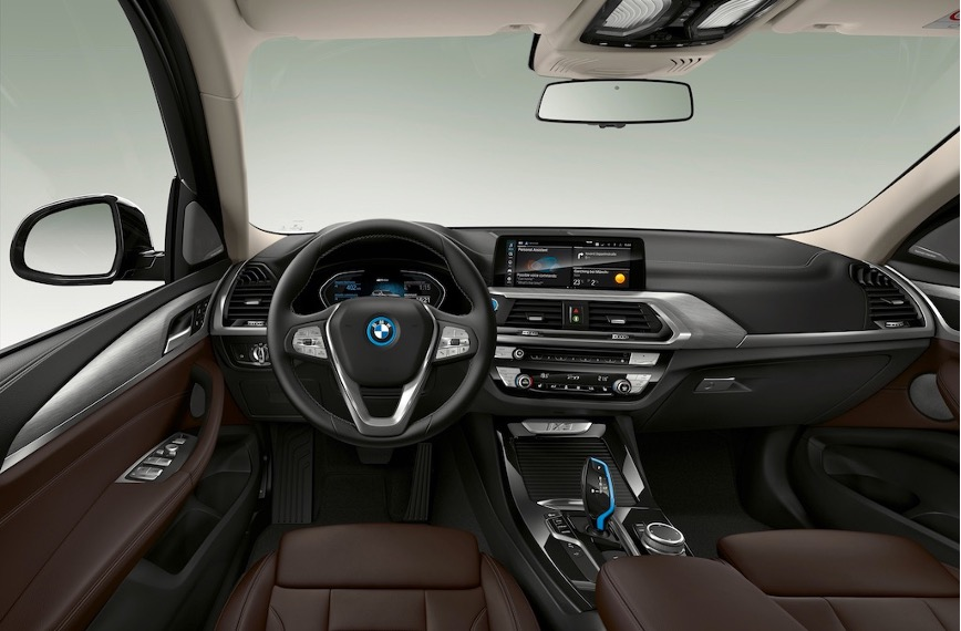 New cars of Singapore in 2021 – BMW iX3